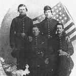 4 Enlisted Men  Co. K