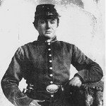 Pvt. William Lucas  Co. E
