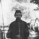 Sgt. Daniel Artman  Co. E