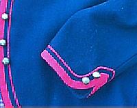 Cuff detail (J. Heiser, 53rd PVI)