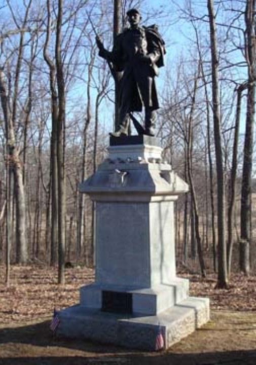 Full 53rd PVI Monument